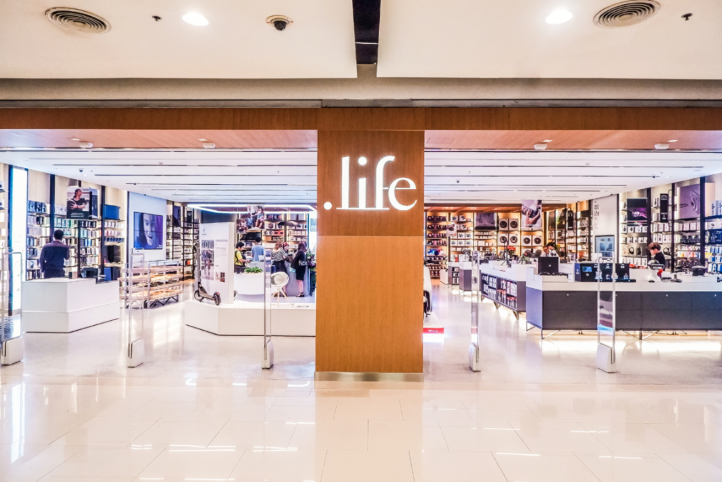 Aqara launches in largest gadget lifestyle shop Dotlife in Thailand